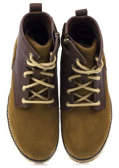 Ботинки для детей Timberland NEWMARKET BOOT TL1484 примерка, 2017