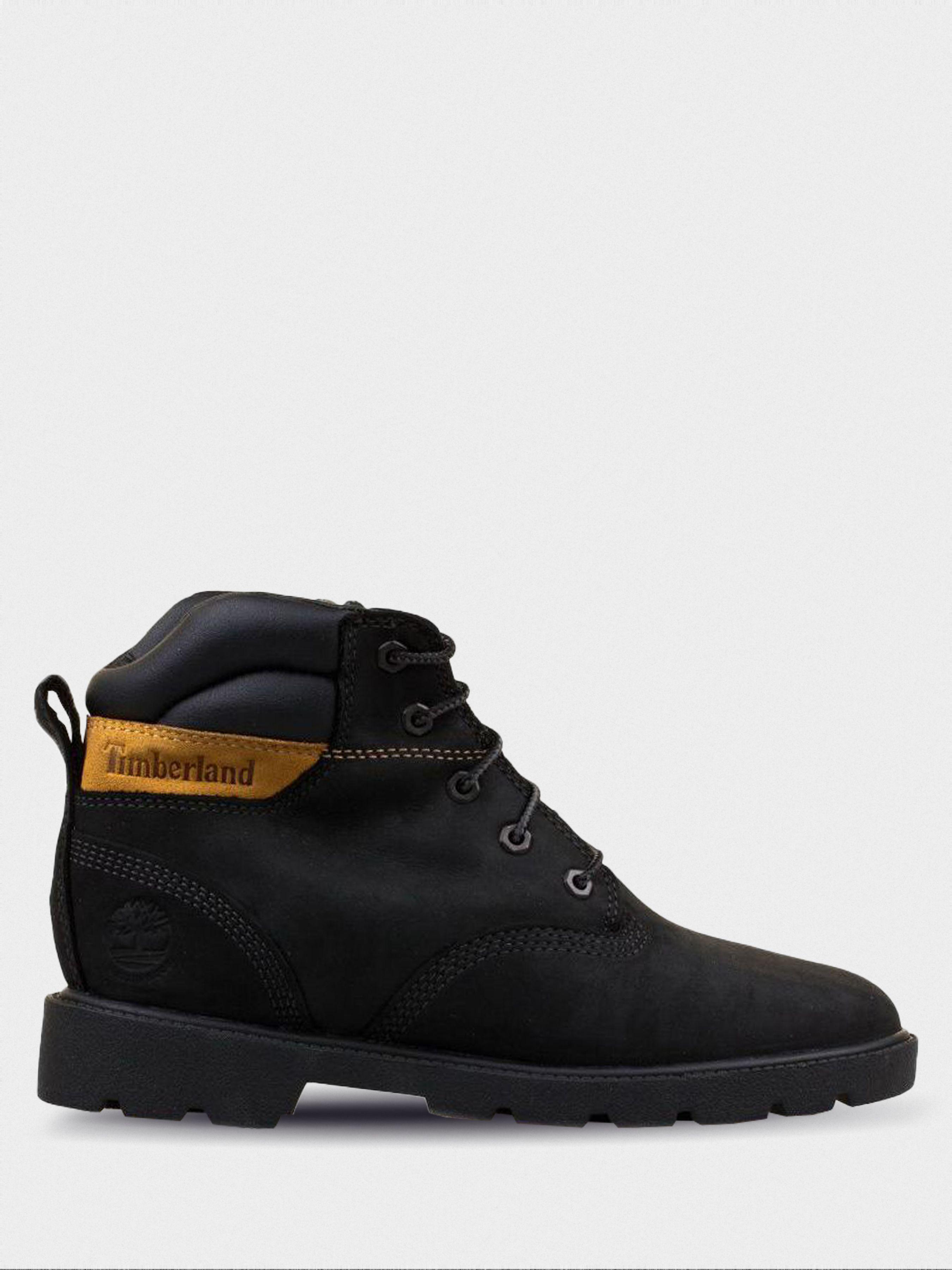Ботинки детские Timberland Leavitt TL1581 брендовая обувь, 2017