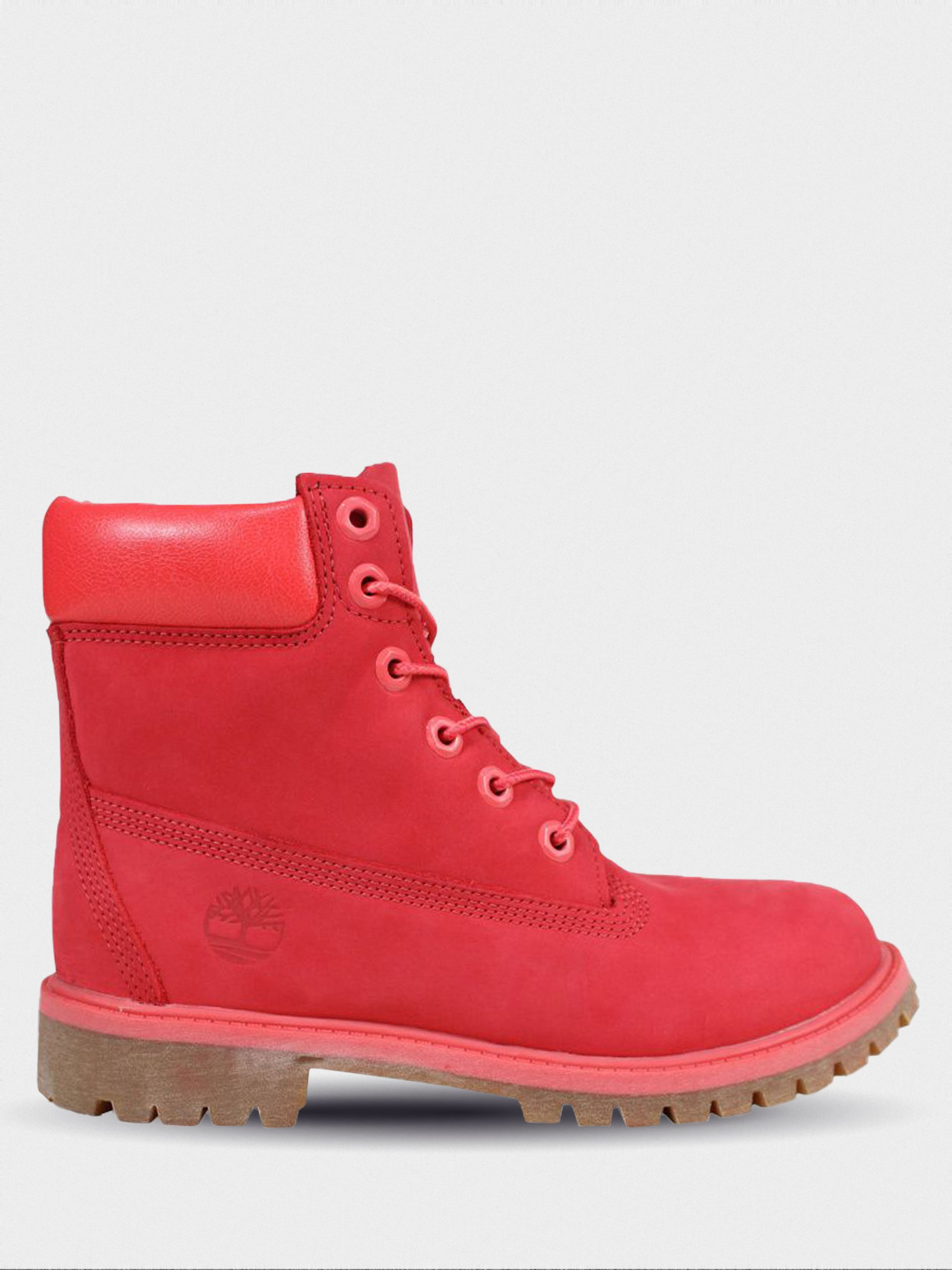 Купить Ботинки детские Timberland 6 In Classic Boot TL1627, Красный