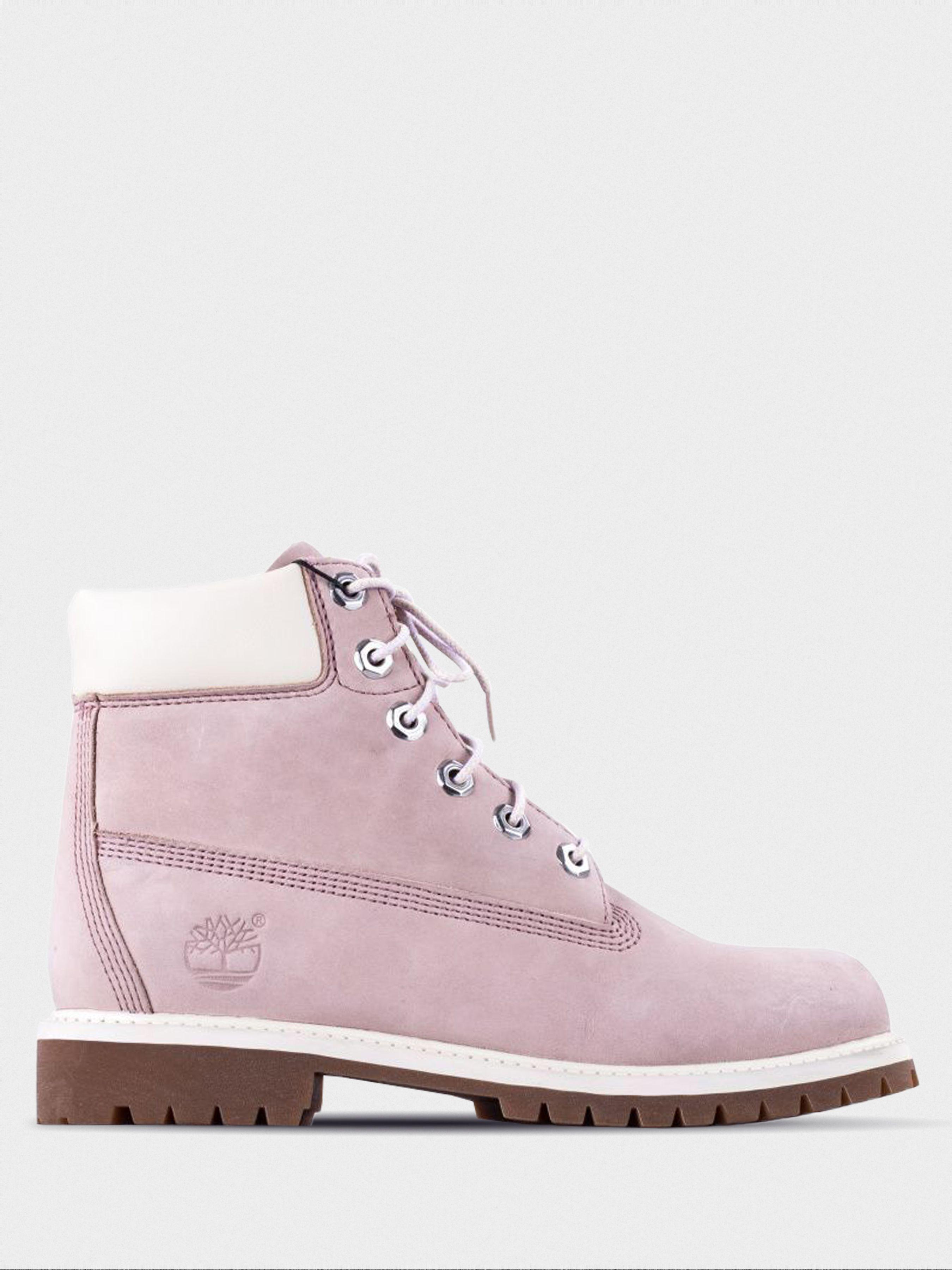 Купить Ботинки детские Timberland 6 In Classic Boot TL1659, Розовый