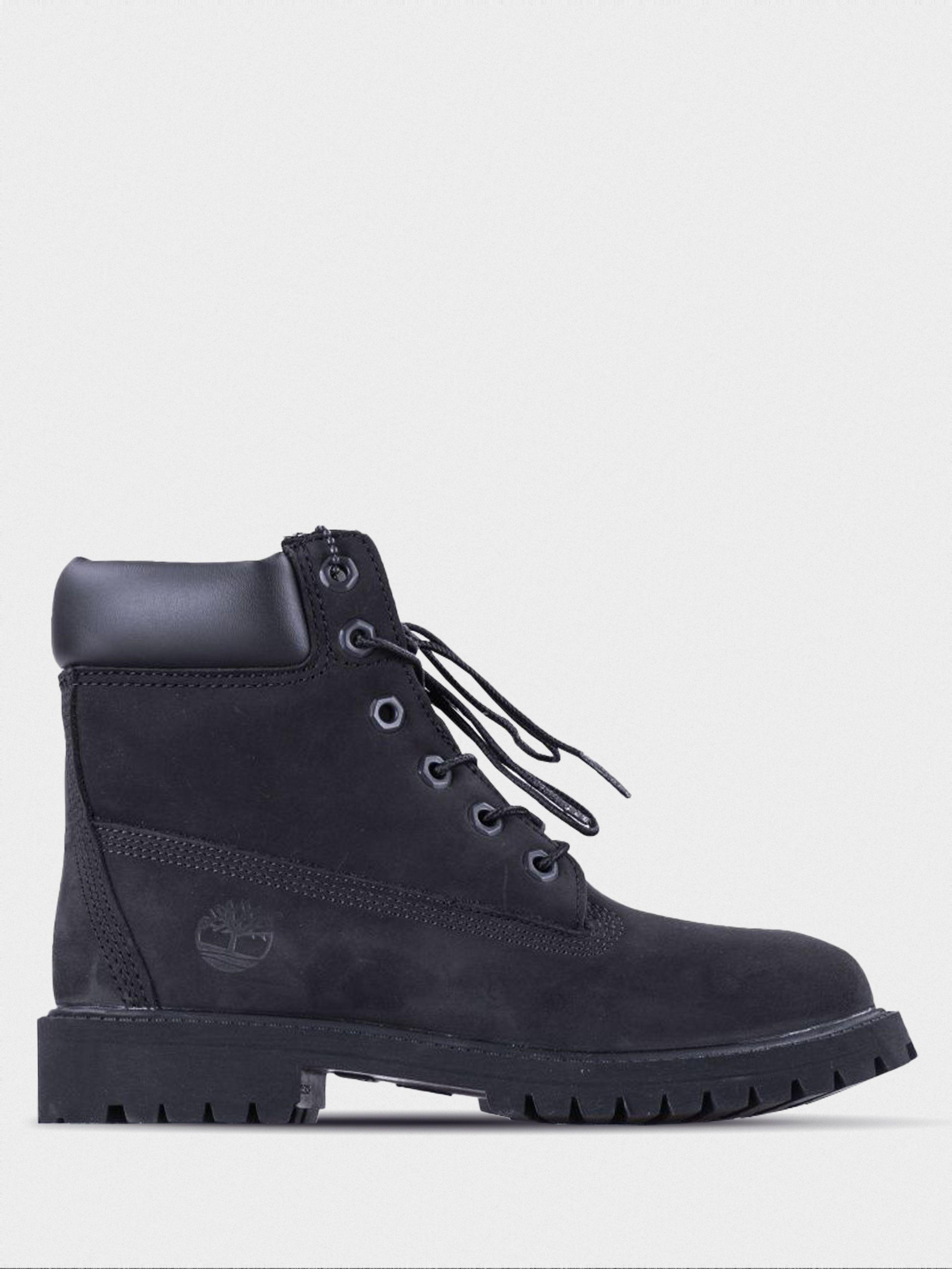Купить Ботинки детские Timberland 6 In Classic Boot TL1661, Черный