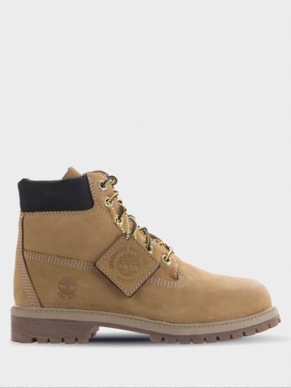 Ботинки для детей Timberland 6 In Classic Boot TL1680 купить в Интертоп, 2017