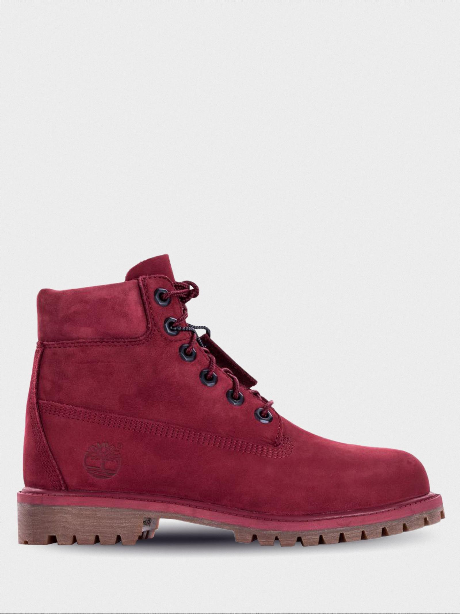 Ботинки для детей Timberland 6 In Classic Boot TL1681 купить в Интертоп, 2017