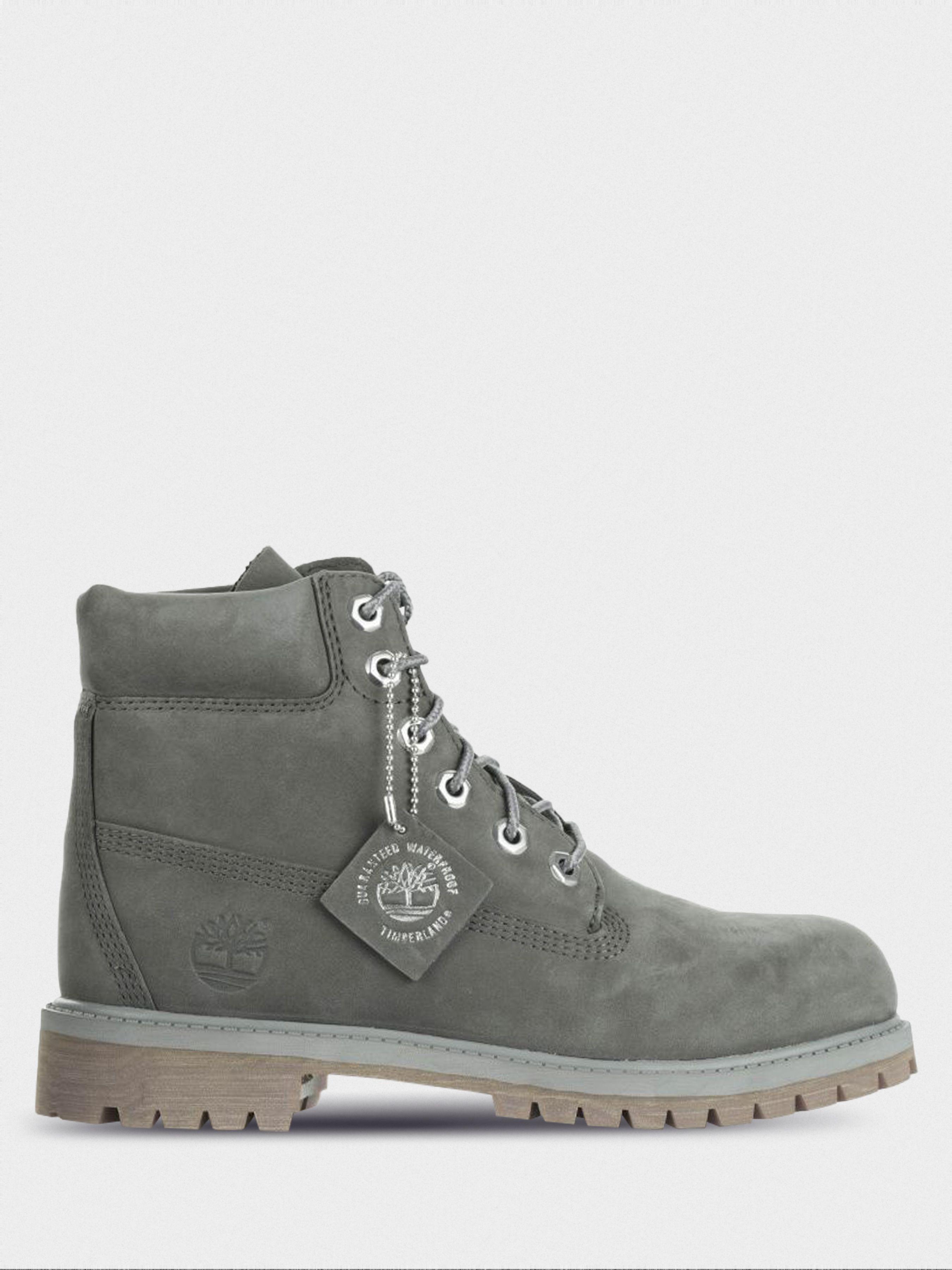 Купить Ботинки детские Timberland черевики TL1684, Серый