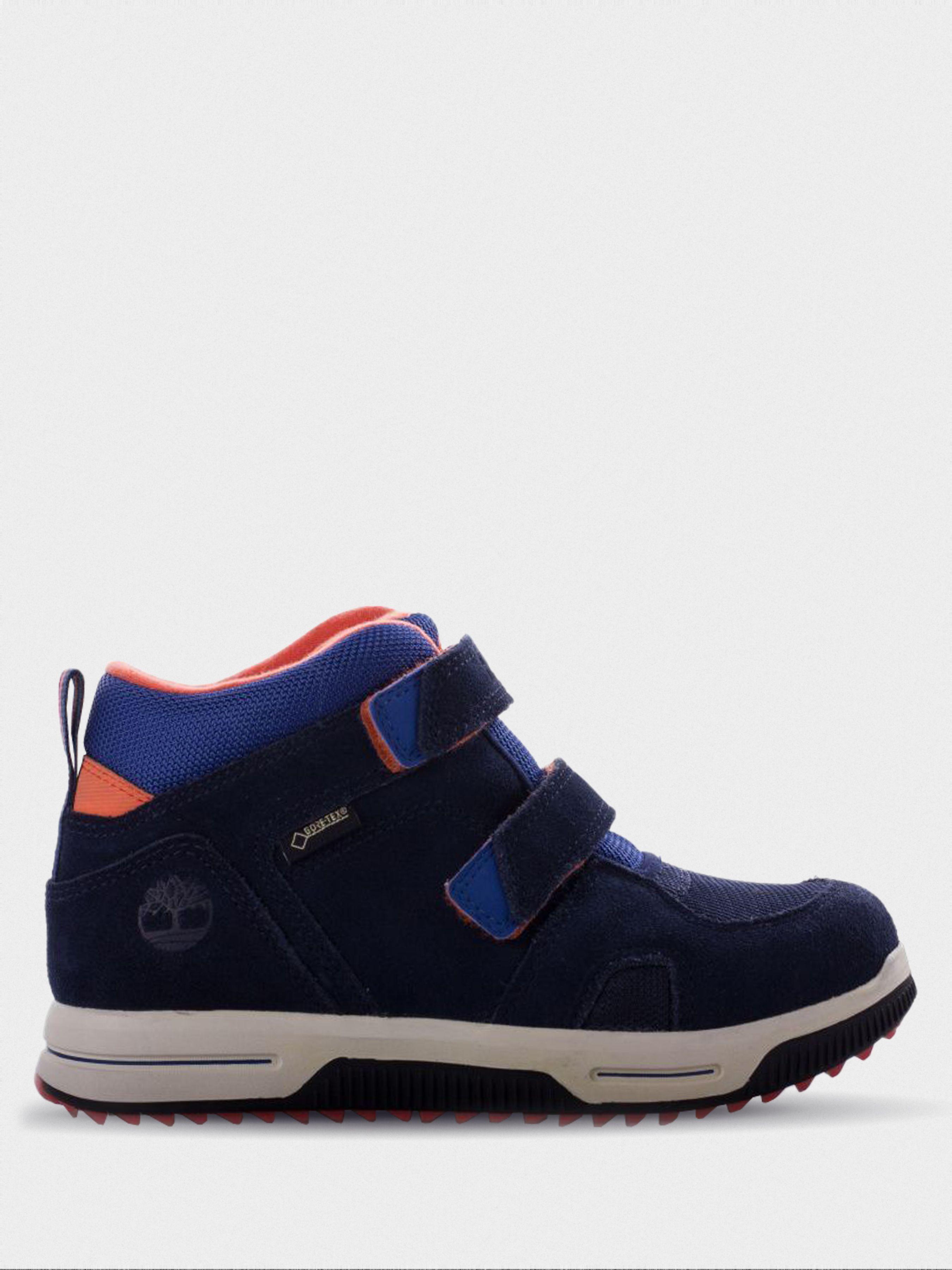 Ботинки детские Timberland Stomper TL1687 брендовая обувь, 2017