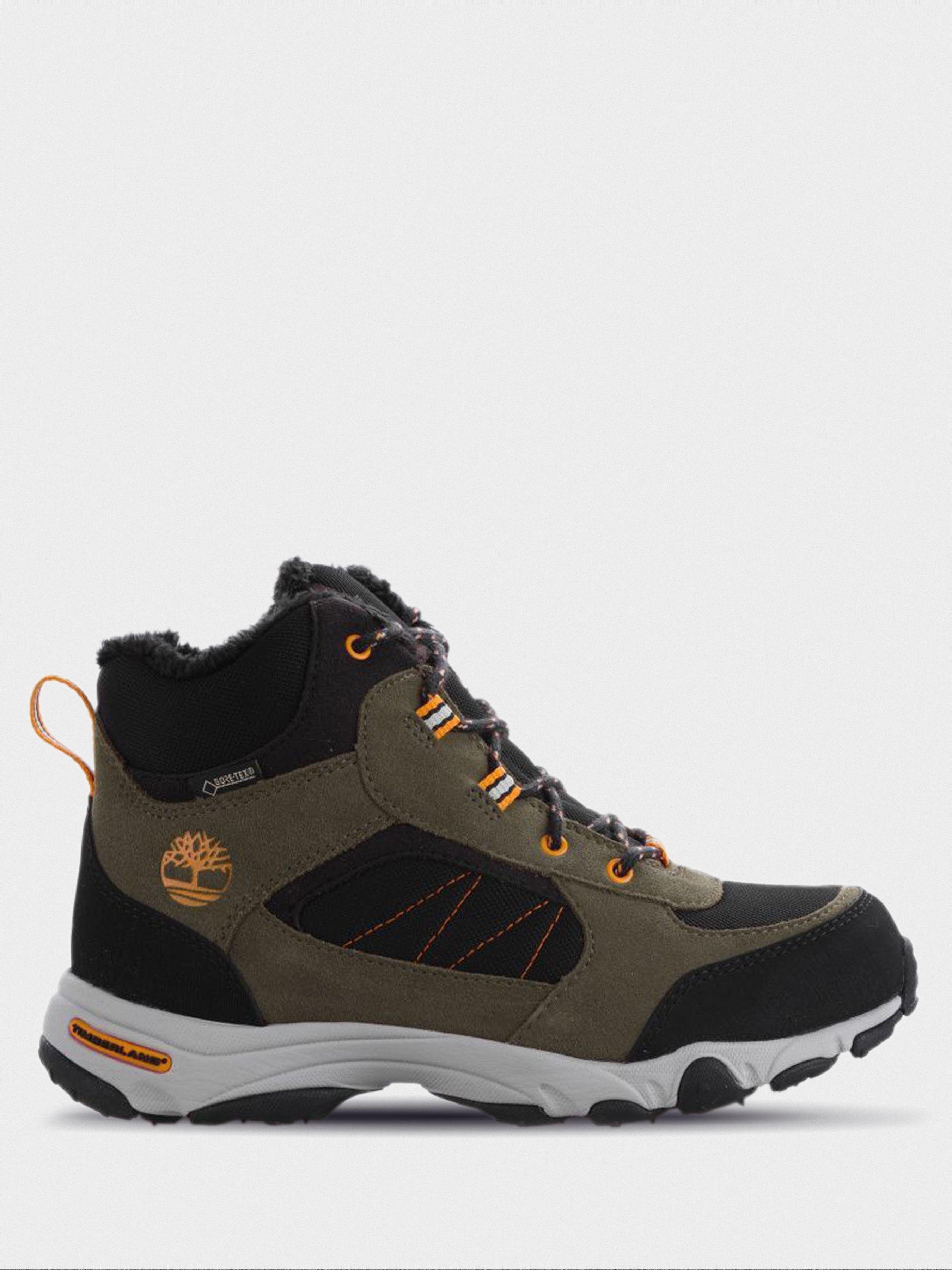 Ботинки детские Timberland Ossipee TL1693 брендовая обувь, 2017
