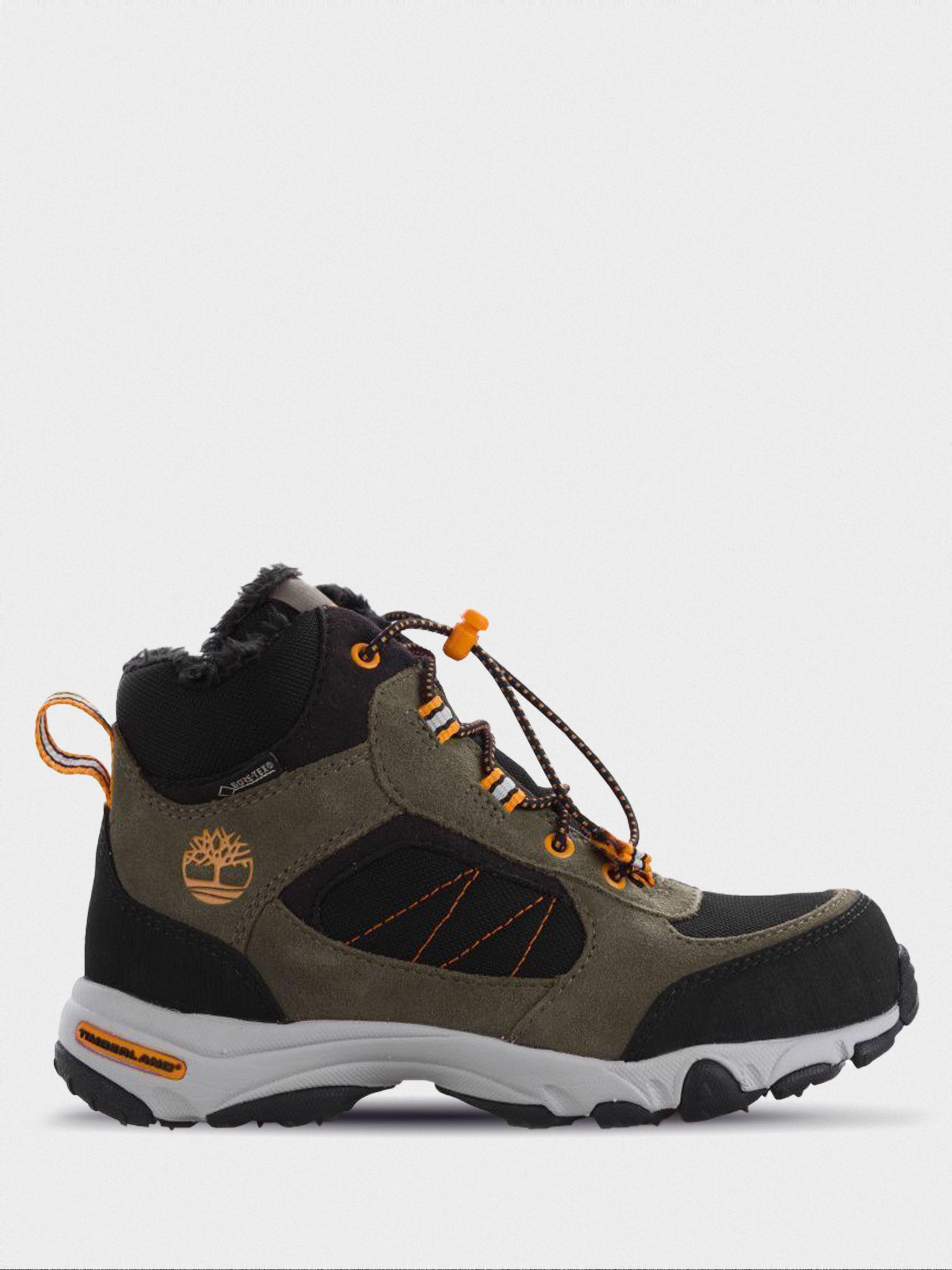 Ботинки детские Timberland Ossipee TL1694 брендовая обувь, 2017