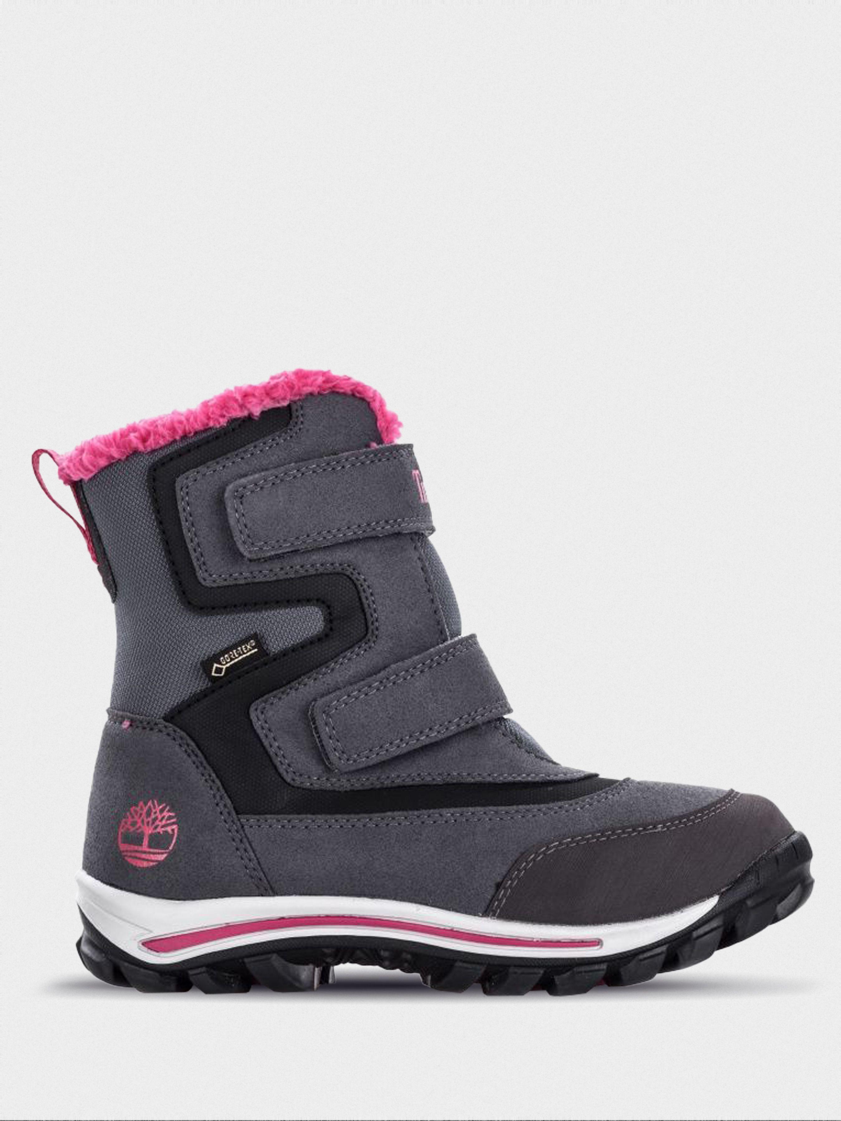 Ботинки для детей Timberland Chillberg TL1695 Заказать, 2017