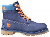детская обувь Timberland синего цвета , 2017