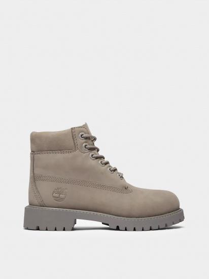 Ботинки для детей Timberland Timberland Premium TL1818 брендовая обувь, 2017