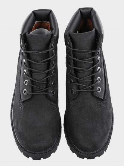 Ботинки для детей Timberland Timberland Premium TB012907001 примерка, 2017