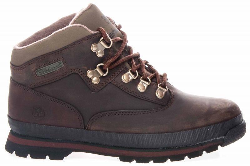 Купить Ботинки детские Timberland Euro Hiker TL724, Коричневый