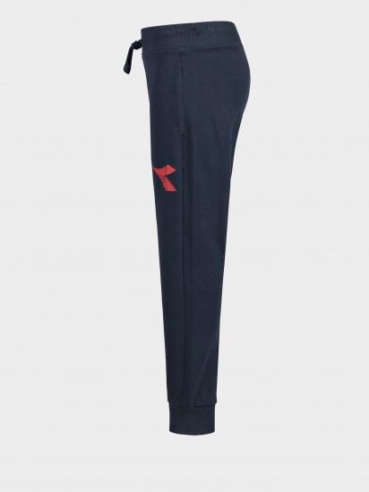 Спортивні штани DIADORA JU.CUFF FREGIO модель 102.175896.60063 — фото 2 - INTERTOP