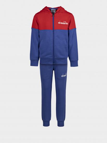 Спортивний костюм DIADORA Junior HD FZ Suite 5 модель 102.175911.60045 — фото - INTERTOP