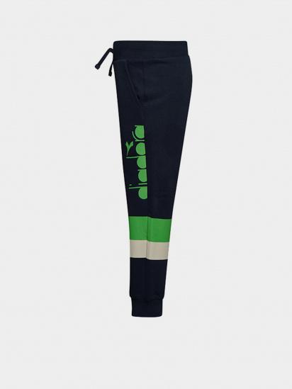 Спортивні штани DIADORA JB.CUFF PANTS 5PALLE модель 102.176498.60063 — фото 2 - INTERTOP