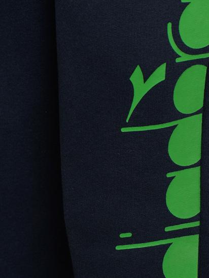 Спортивні штани DIADORA JB.CUFF PANTS 5PALLE модель 102.176498.60063 — фото 3 - INTERTOP
