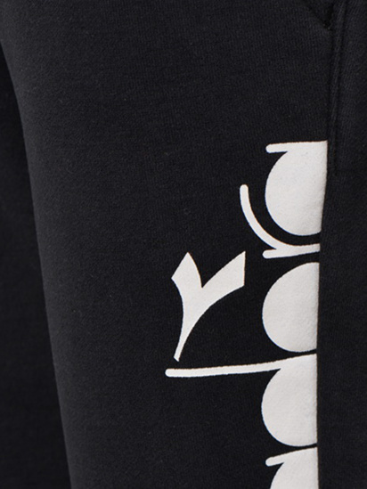 Спортивні штани DIADORA JB.CUFF PANTS 5PALLE модель 102.176498.80013 — фото 4 - INTERTOP