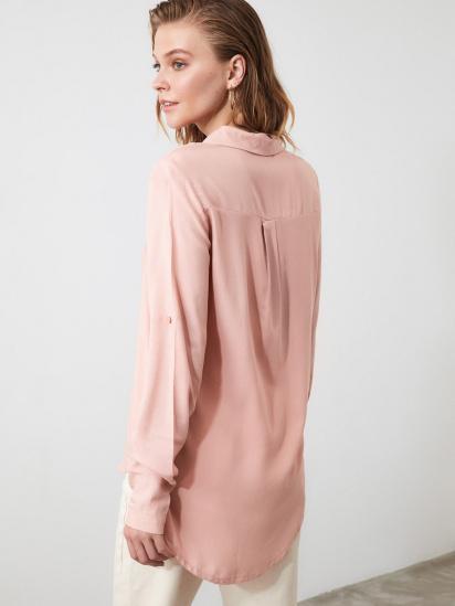 Блуза з довгим рукавом Trendyol модель TWOSS19ST0226/Somon — фото 2 - INTERTOP