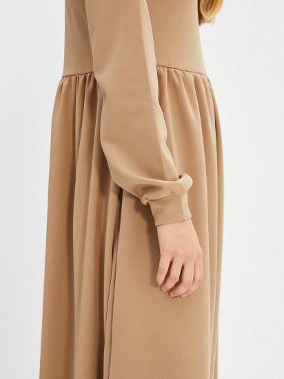 Сукня Trendyol модель TCTAW22EB0023/Bej — фото 5 - INTERTOP