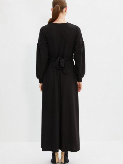 Сукня Trendyol модель TCTAW22EB0025/Siyah — фото 2 - INTERTOP