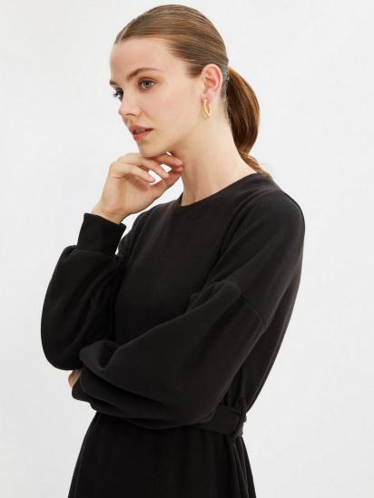 Сукня Trendyol модель TCTAW22EB0025/Siyah — фото 3 - INTERTOP