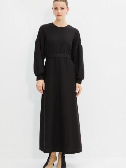Сукня Trendyol модель TCTAW22EB0025/Siyah — фото 4 - INTERTOP