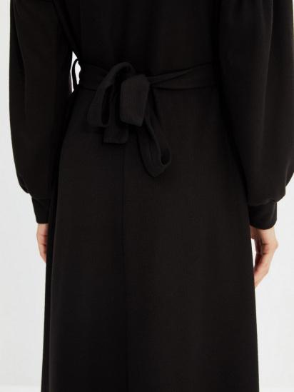 Сукня Trendyol модель TCTAW22EB0025/Siyah — фото 5 - INTERTOP