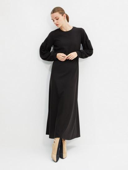 Сукня Trendyol модель TCTAW22EB0025/Siyah — фото - INTERTOP