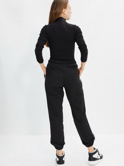 Спортивні штани Trendyol модель TCTAW22EI0007/Siyah — фото 2 - INTERTOP