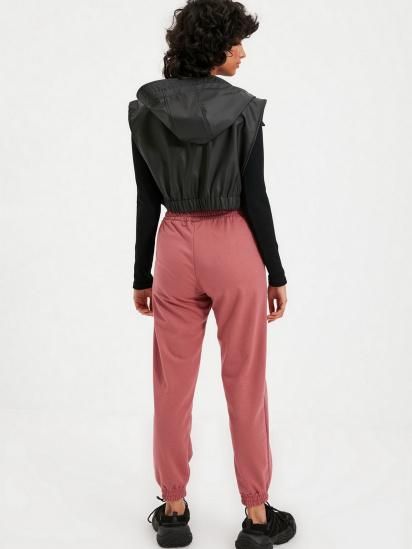 Спортивні штани Trendyol модель TWOAW21EA0049/Gul Kurusu — фото 2 - INTERTOP