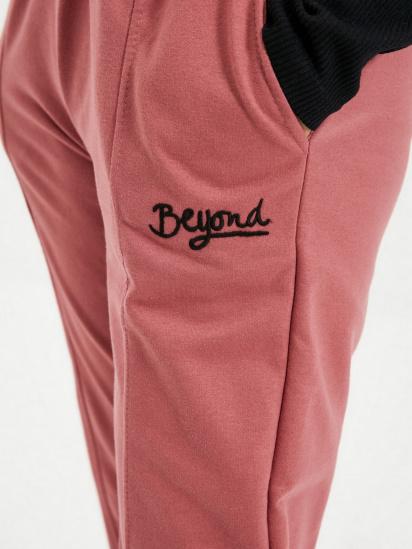 Спортивні штани Trendyol модель TWOAW21EA0049/Gul Kurusu — фото 4 - INTERTOP