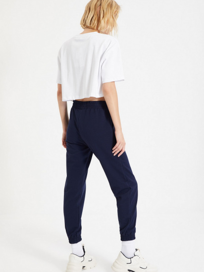 Спортивні штани Trendyol модель TWOAW21EA0049/Lacivert — фото 2 - INTERTOP