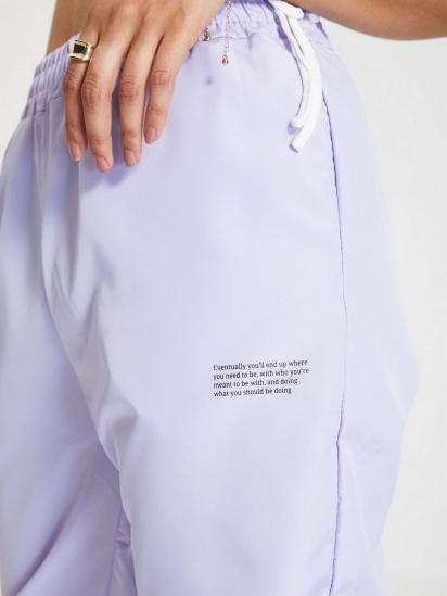 Спортивні штани Trendyol модель TWOAW21EA0200/Lila — фото 3 - INTERTOP