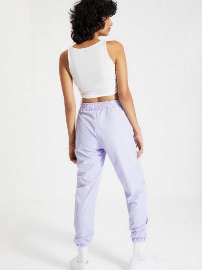 Спортивні штани Trendyol модель TWOAW21EA0200/Lila — фото 4 - INTERTOP
