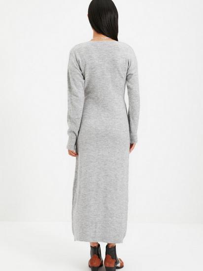 Сукня Trendyol модель TWOAW21EL0260/Gri — фото 2 - INTERTOP