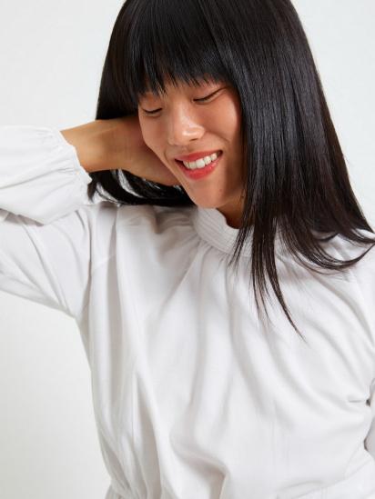Блуза з довгим рукавом Trendyol модель TWOAW22BZ0101/Ekru — фото 4 - INTERTOP