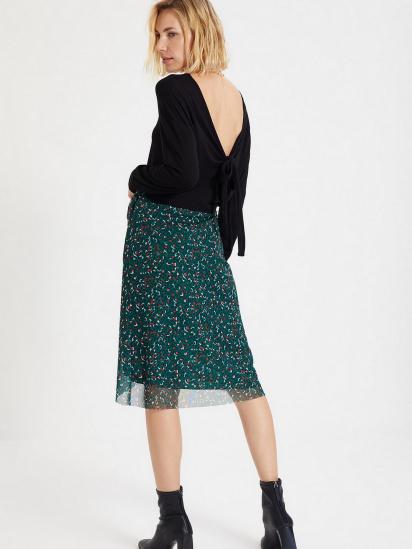Блуза з довгим рукавом Trendyol модель TWOAW22BZ0240/Siyah — фото 3 - INTERTOP