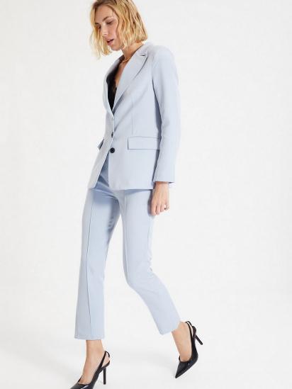 Жакет Trendyol модель TWOAW22CE0168/ACık Mavi — фото 3 - INTERTOP