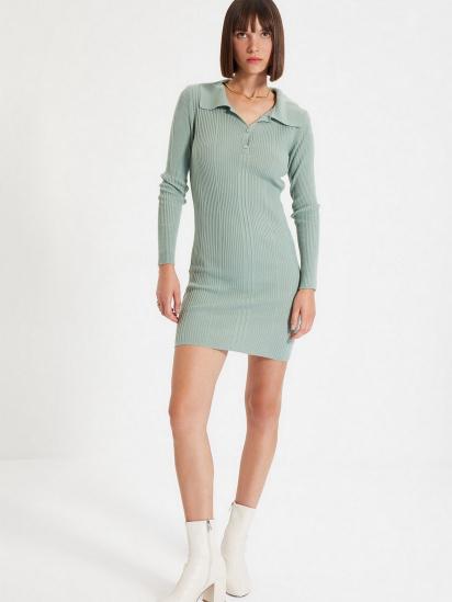 Сукня Trendyol модель TWOAW22EL0037/Mint — фото 2 - INTERTOP