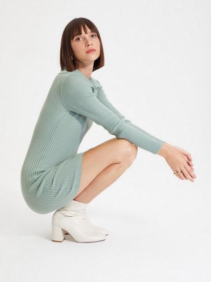 Сукня Trendyol модель TWOAW22EL0037/Mint — фото 3 - INTERTOP