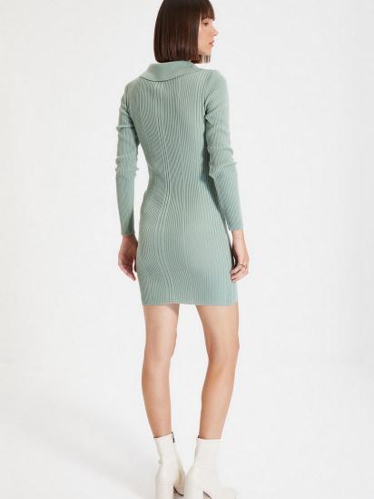 Сукня Trendyol модель TWOAW22EL0037/Mint — фото 6 - INTERTOP