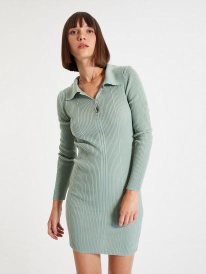 Сукня Trendyol модель TWOAW22EL0037/Mint — фото - INTERTOP