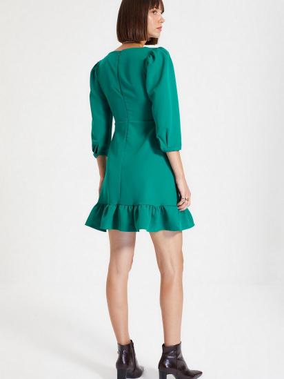 Сукня Trendyol модель TWOAW22EL0049/Yesil — фото 2 - INTERTOP