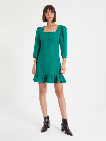 Сукня Trendyol модель TWOAW22EL0049/Yesil — фото - INTERTOP