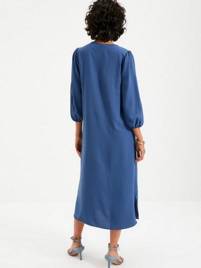 Сукня Trendyol модель TWOAW22EL0063/Indigo — фото 2 - INTERTOP