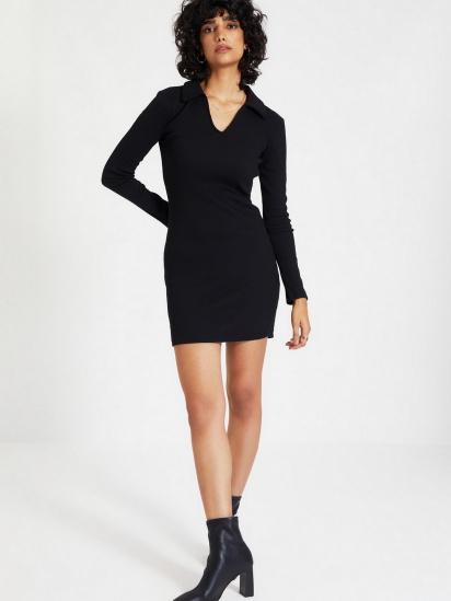 Сукня Trendyol модель TWOAW22EL0077/Siyah — фото 2 - INTERTOP
