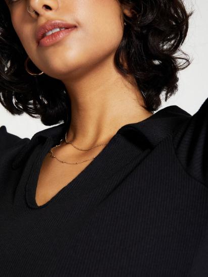 Сукня Trendyol модель TWOAW22EL0077/Siyah — фото 3 - INTERTOP