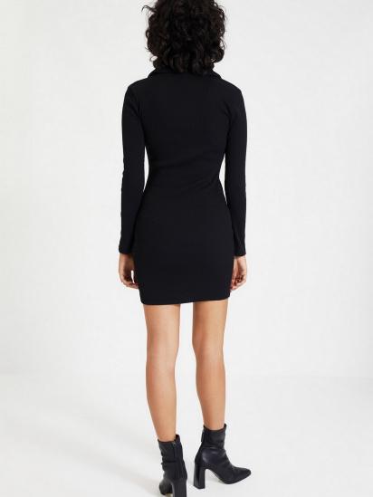 Сукня Trendyol модель TWOAW22EL0077/Siyah — фото 6 - INTERTOP