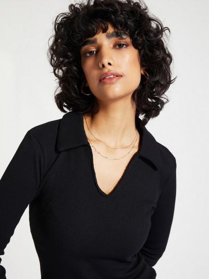 Сукня Trendyol модель TWOAW22EL0077/Siyah — фото - INTERTOP