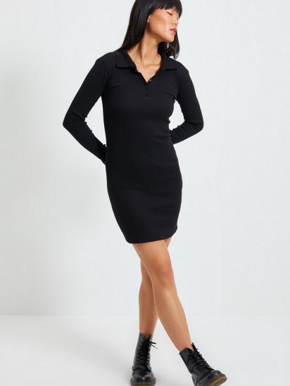 Сукня Trendyol модель TWOAW22EL0078/Siyah — фото 5 - INTERTOP